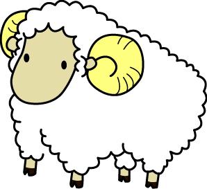 年賀状15 無料 イラスト 羊 年賀状15 無料 イラスト